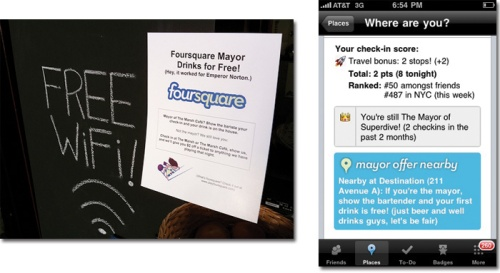 Foursquare for businesses